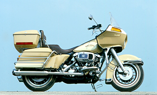 Harley-Davidson FLH 1340 Tour Glide Classic 1982