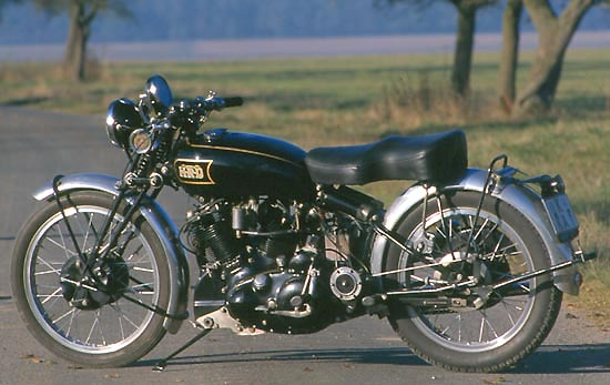 Vincent-HRD 1000 Black Shadow von 1948