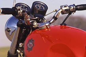 getriebe spitfire mk3