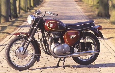 motorrad bsa