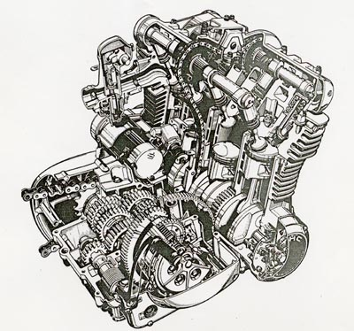 Suzuki Gsengine Diagram
