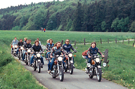 motorrad club h ringhausen ein bericht aus dem jahr 1979. Black Bedroom Furniture Sets. Home Design Ideas